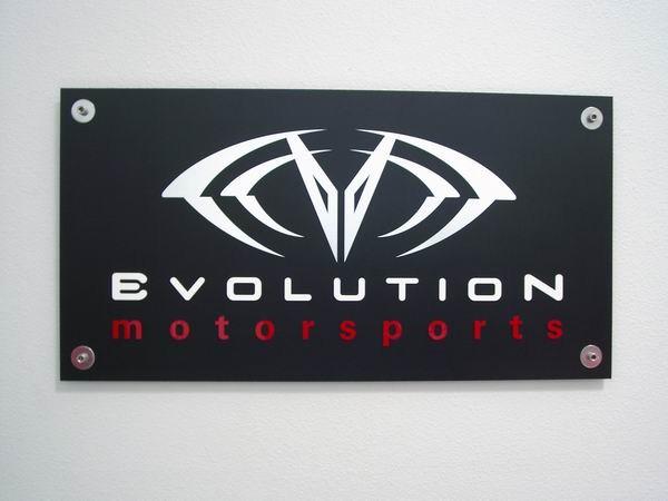 EVO Sign